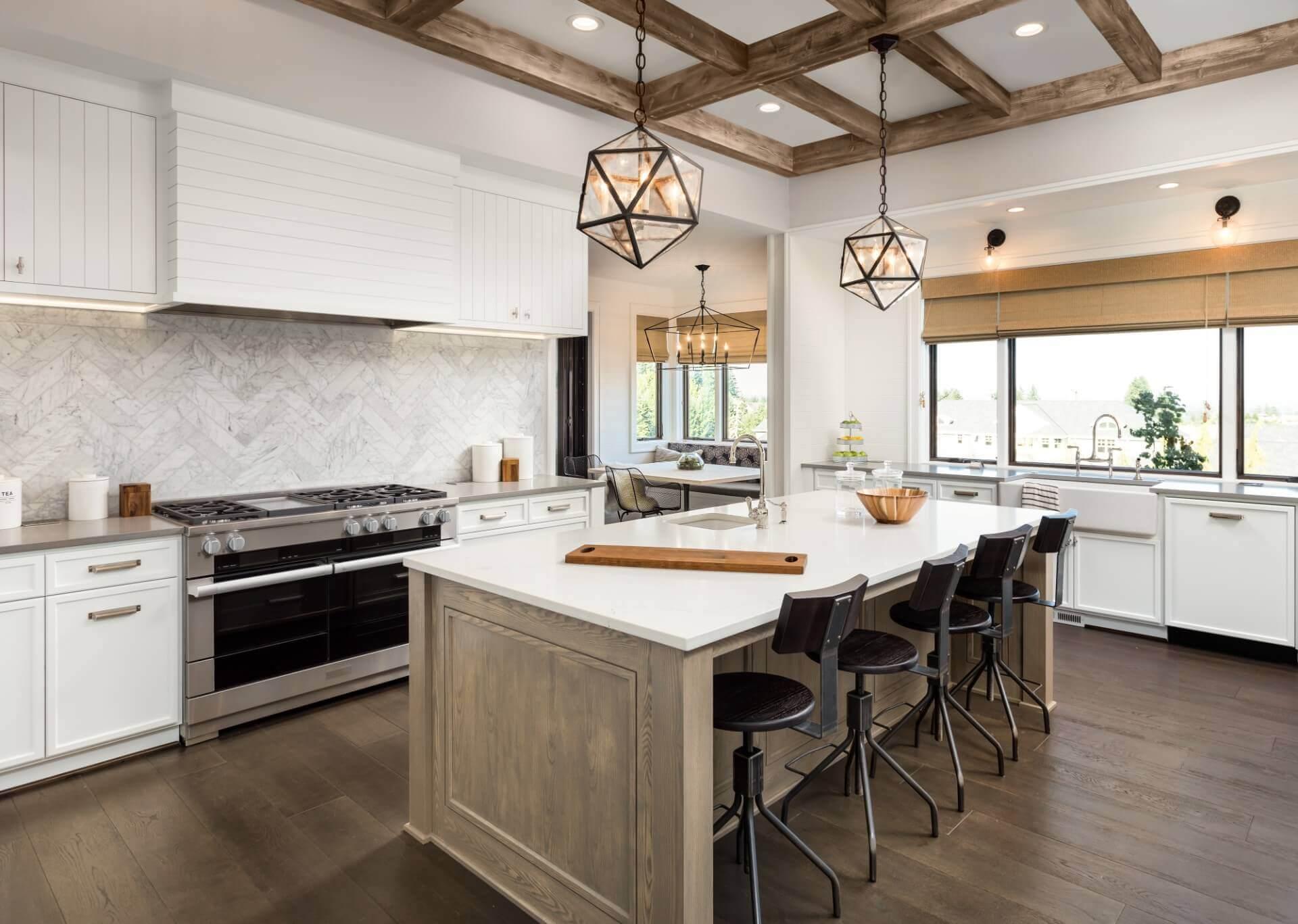 Kitchen Hardwood Floor